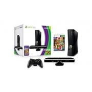 New Microsoft Xbox 360 250GB System+Kinect Sensor&Game--240 USD