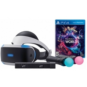 Sony PlayStation 4 VR Launch Bundle--175 USD