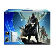 PlayStation 4 White Console Destiny Bundle--240 USD