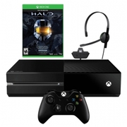 Xbox One 1TB Console - Halo: The Master Chief Collection--200 USD
