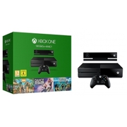 Microsoft Xbox One with Kinect 500GB Black Console ---189 USD