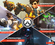 Buy Overwatch On HRK Game For A Whole New FPS Experience at AUD$50.46